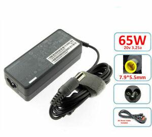 Genuine-IBM-Lenovo-Thinkpad-T530-T530i-L430-AC-Adattatore-Caricabatterie-Cavo-di-alimentazione-90W
