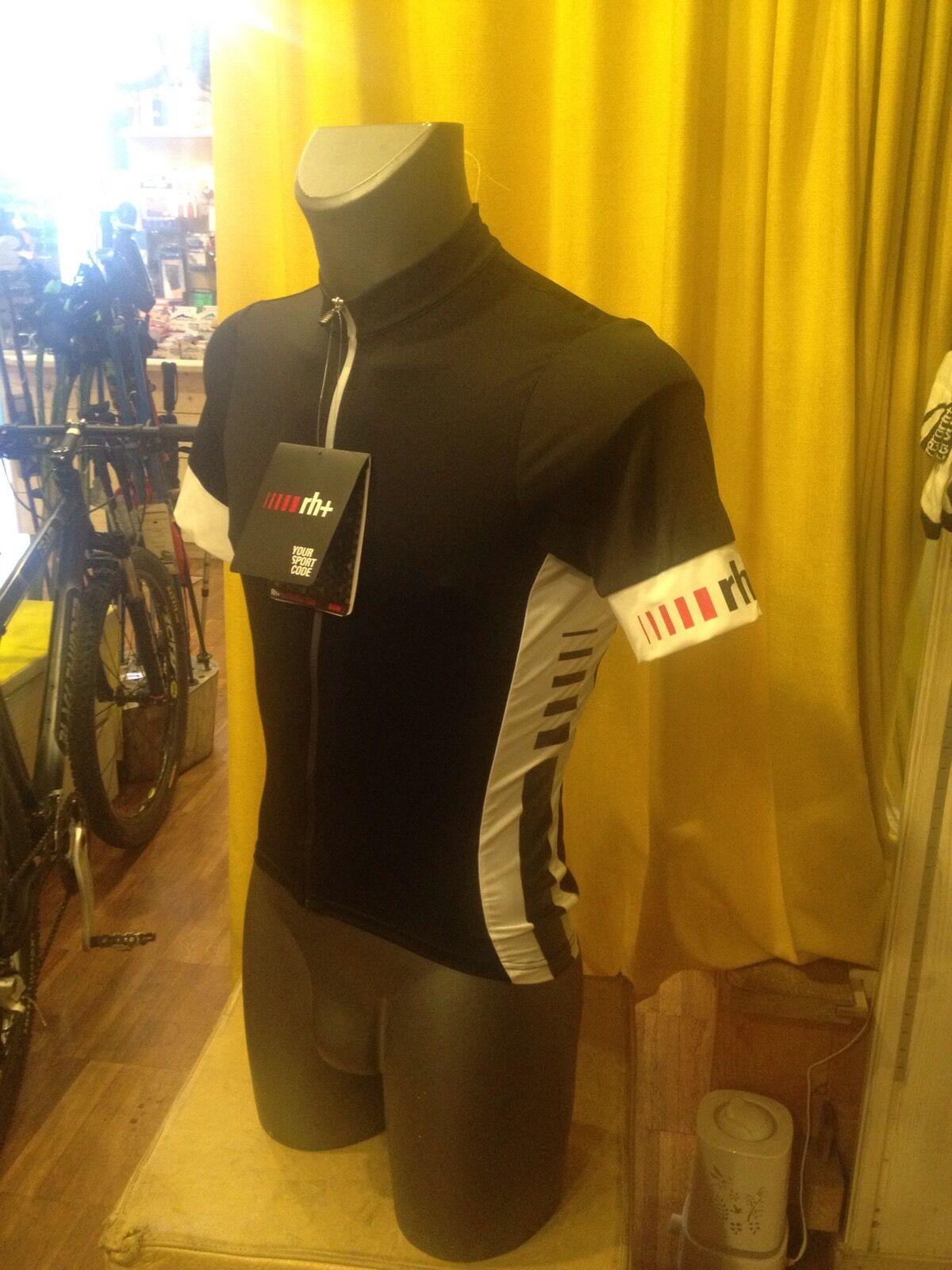 Maglia ciclismo uomo Zero Rh tg L SCONTO 40%