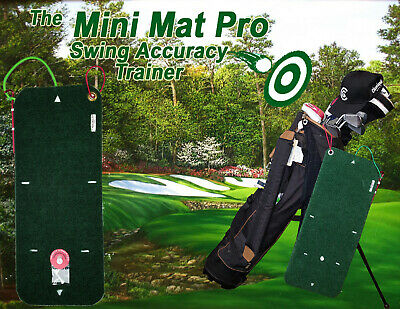 Sunny The Mini Mat Pro Swing Accuracy Trainer New 50% OFF