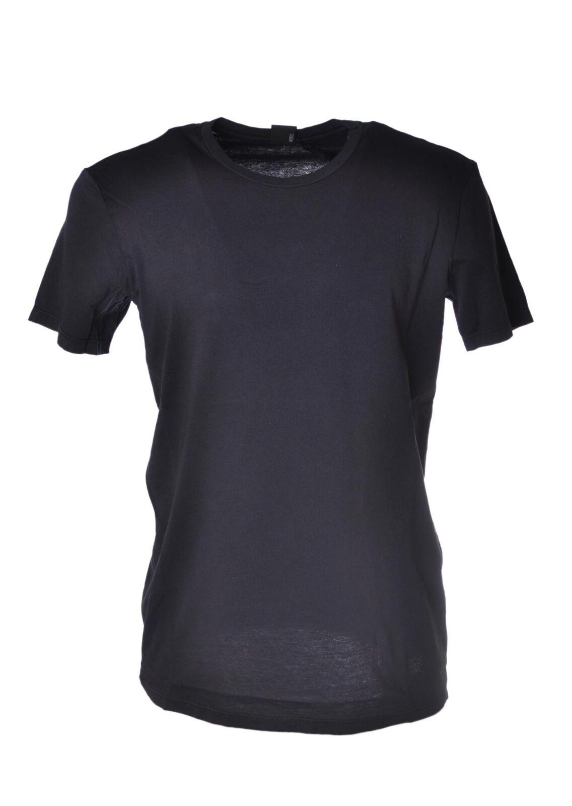 Hosio - Topwear-T-shirts - Man - bluee - 4328506C194921