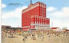 N.J., The Ritz, Carlton, Atlantic City, sunbathing, beach, strand