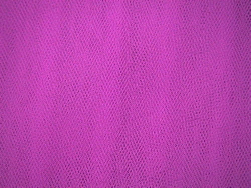 Free P /& P. Vestido tejido de mallas anudadas-FLO Rosa .150cm Ancho