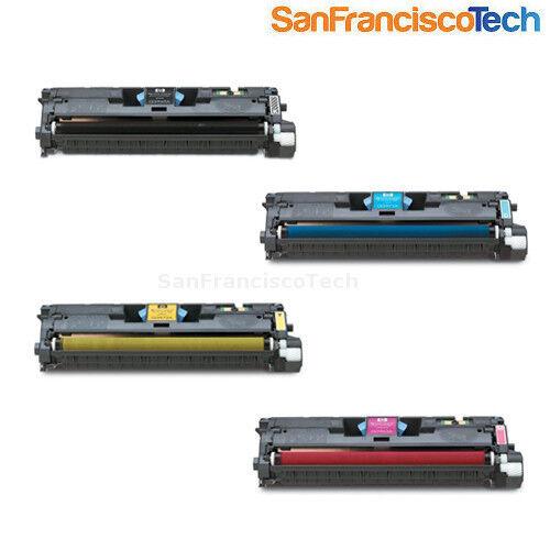Q3960A Q3961A Q3962A Q3963A HP122A KCYM Set for HP 2550 2820 2840 2500