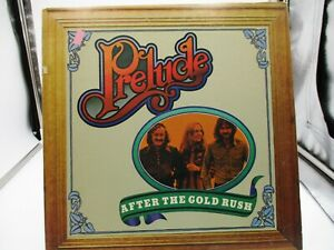 Prelude After The Gold Rush LP Vinyl Record Album ILPS 9282 Island VG+ cover VG+