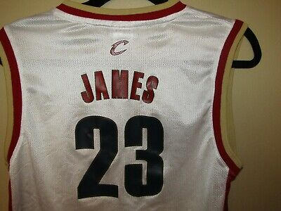 lebron james white jersey youth