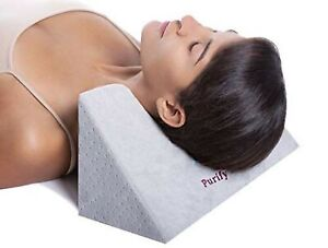 Updated Cervical Traction Neck Fulcrum Pillow For Back