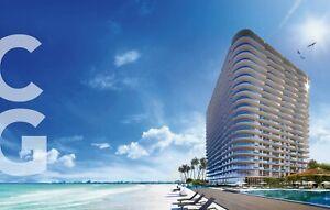 Departamento en Venta en Cancun en SLS en Residencial Puerto Cancun de 4 Recamaras