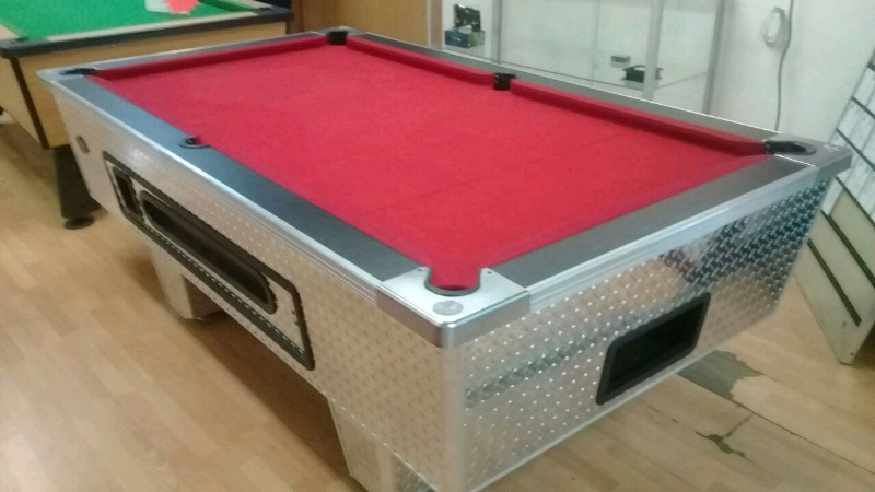 Wondrous Coin Operated Pool Table Morningside Gumtree Classifieds Home Interior And Landscaping Ologienasavecom