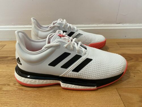 adidas solecourt mens tennis shoes Size 10