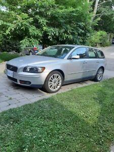 Car that needs work - Volvo V50