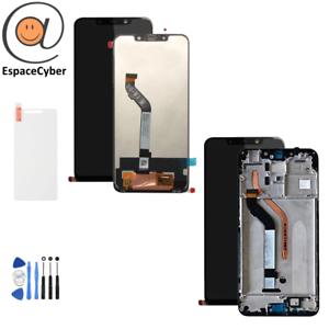 Ecran-LCD-Vitre-tactile-Pocophone-F1-Xiaomi-Noir-M1805E10-avec-sans-chassis