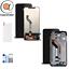 Ecran-LCD-Vitre-tactile-Pocophone-F1-Xiaomi-Noir-M1805E10-avec-sans-chassis miniature 1