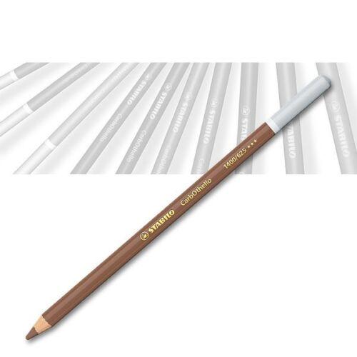 Stabilo CarbOthello 625 umbra calcinées holzgefasster fusain crayon