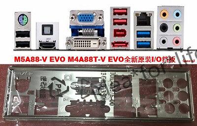 M5A88-V EVO ASUS I//O IO SHIELD BRACKET M4A785D-M EVO,M4A785TD-V EVO