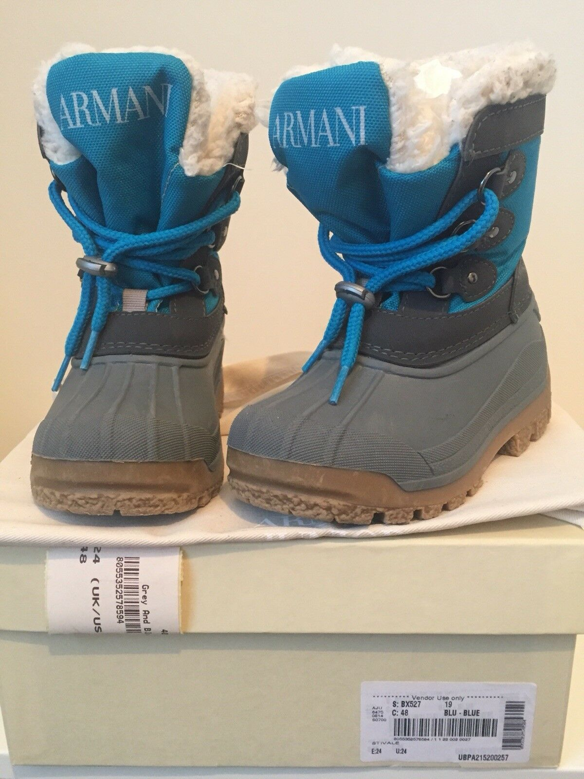 Armani Junior Stiefel Ski 23 24