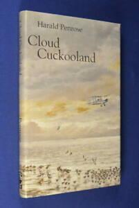 CLOUD-CUCKOOLAND-Harald-Penrose-AVIATION-MEMOIR-Book-HCDJ