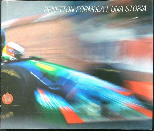 BENETTON FORMULA 1, UAN STORIA  ALLIEVI PINO SKIRA 2006