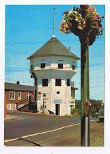 THE BASTION & FLOWER BASKETS - NANAIMO B.C. CANADA  POSTCARD # ANN-1011