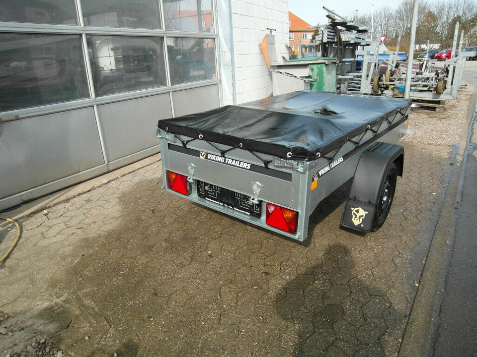10) Viking trailers – model Freya 07 2011 - 750...