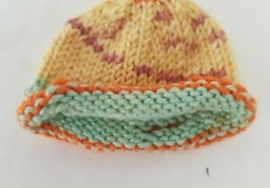 New-Knitted-Hat-With-Ear-Holes-For-Approx-5-7-8-7-1-8in-Baren