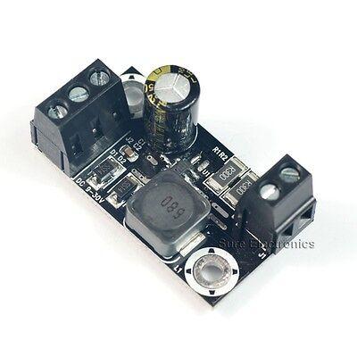 50pcs Sure 9V-30V PWM Step-down Buck Driver for 3W LED DC//DC Power Supply Module