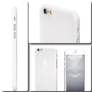 Apple-iPhone-6-amp-6S-Worlds-Thinest-Case-0-35-mm-White-Genuine-Switcheasy-Cover