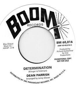 DEAN-PARRISH-DETERMINATION-TELL-HER-BOOM-NORTHERN-Re-Issue