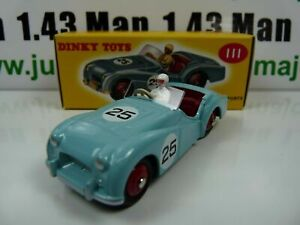 FC0I-Voiture-1-43-reedition-DINKY-TOYS-DeAgostini-TRIUMPH-TR2-sports