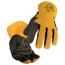 Black Stallion Premium Grain Mig Welding Gloves X Large