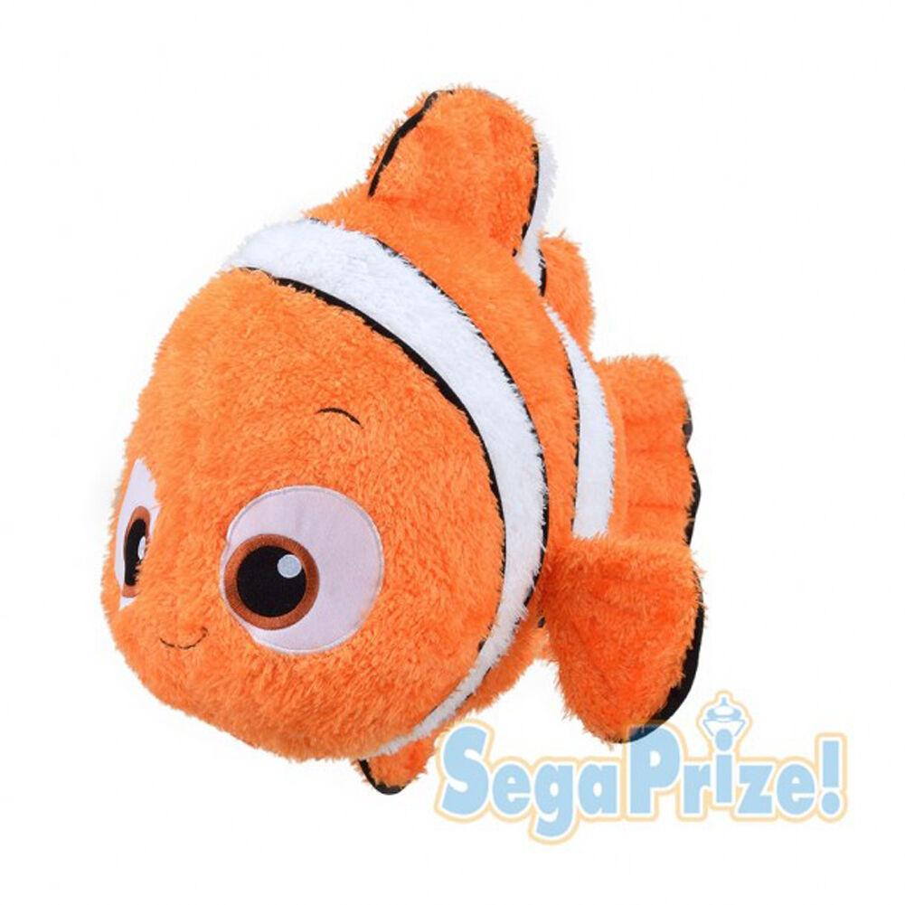 Sega Finding Dory Nemo DX Jumbo 22  Plush Doll Official Licensed SEGA1016132