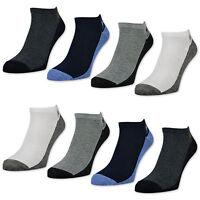 8 / 12 / 20 Paar Herren Sneaker Socken ACTIV Baumwolle Herrensocken Sportsocken