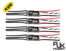 RJX 20A Amp BLHeli ESC Speed Control - 4 Pack RJX738
