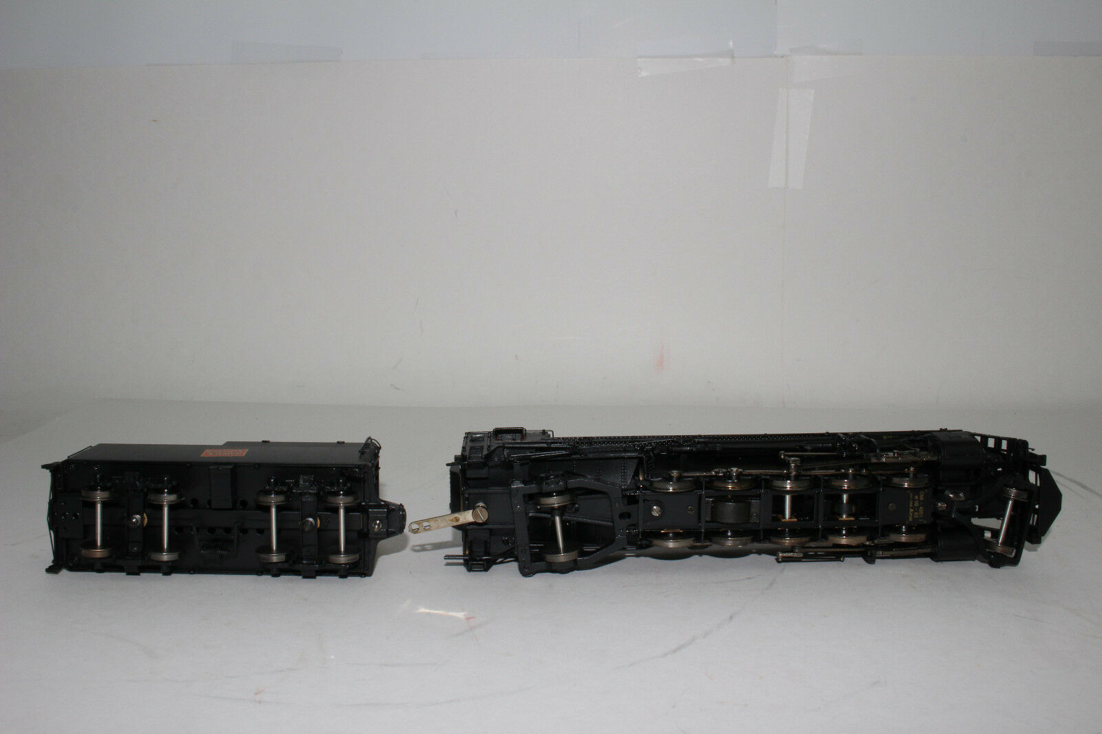 OVERLAND MODELS / AJIN CANADIAN NATIONAL NATIONAL NATIONAL CNR T4B 2-10-2 STEAM LOCOMOTIVE ENGINE f3bcd3