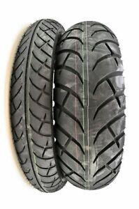 Honda Rebel 250 Motorcycle Tire Set 90 90 18 Front 130 90 15 Rear Touring Tires Ebay