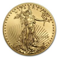 2016 1 oz Gold American Eagle Coin Brilliant Uncirculated