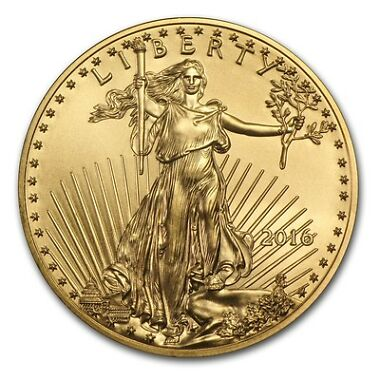 1-Oz. Gold American Eagle Coin