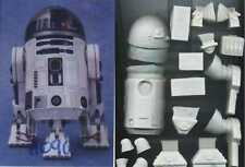 """6""""Starwar Sci-Fi Movies R2D2 Robot Vinyl Model Kit 1/6"""