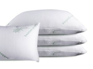 COZIEST-SHREDDED-BAMBOO-MEMORY-FOAM-PILLOW-HELPS-BREATHING-AND-REDUCES-SNORING