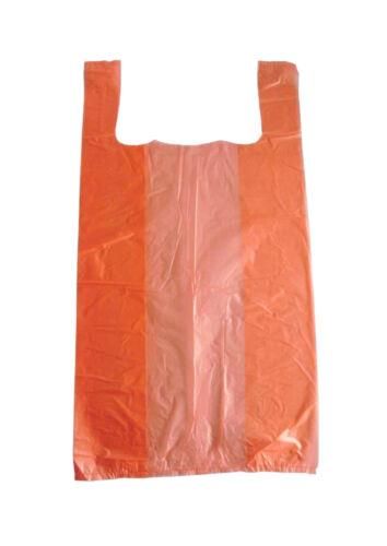 2000 Hemdchentragetaschen 300x160x520mm 12my in orange