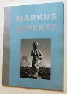 Markus Lupertz, Die Augsburger Aphrodite, Michael Werner, Koln / New York