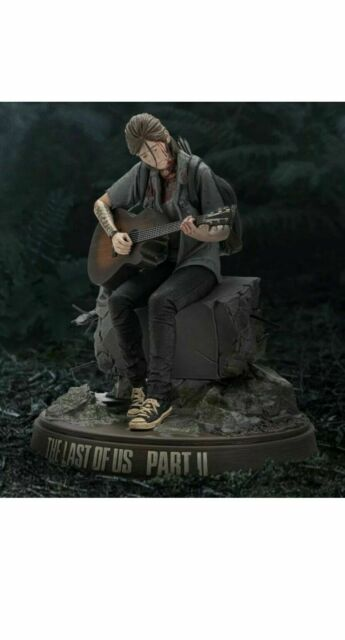 The Last Of Us Part 2 II Collector's Edition ELLIE STATUE ONLY Brand New
