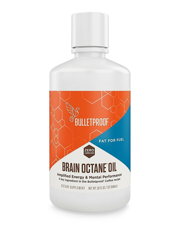 BulletproofMCTOil BrainOctane BrainOctane BrainOctane DietEnergyPillOctain Ketogenic 32oz 32 oz bfc175