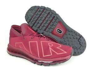 Soi Rouge Chaussures Course Évasé University Max Air Hommes Nike Équipe q4Otn