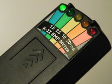 Black K-2 KII K-II EMF METER  Ghost Hunting Paranormal Equipment - Authentic USA