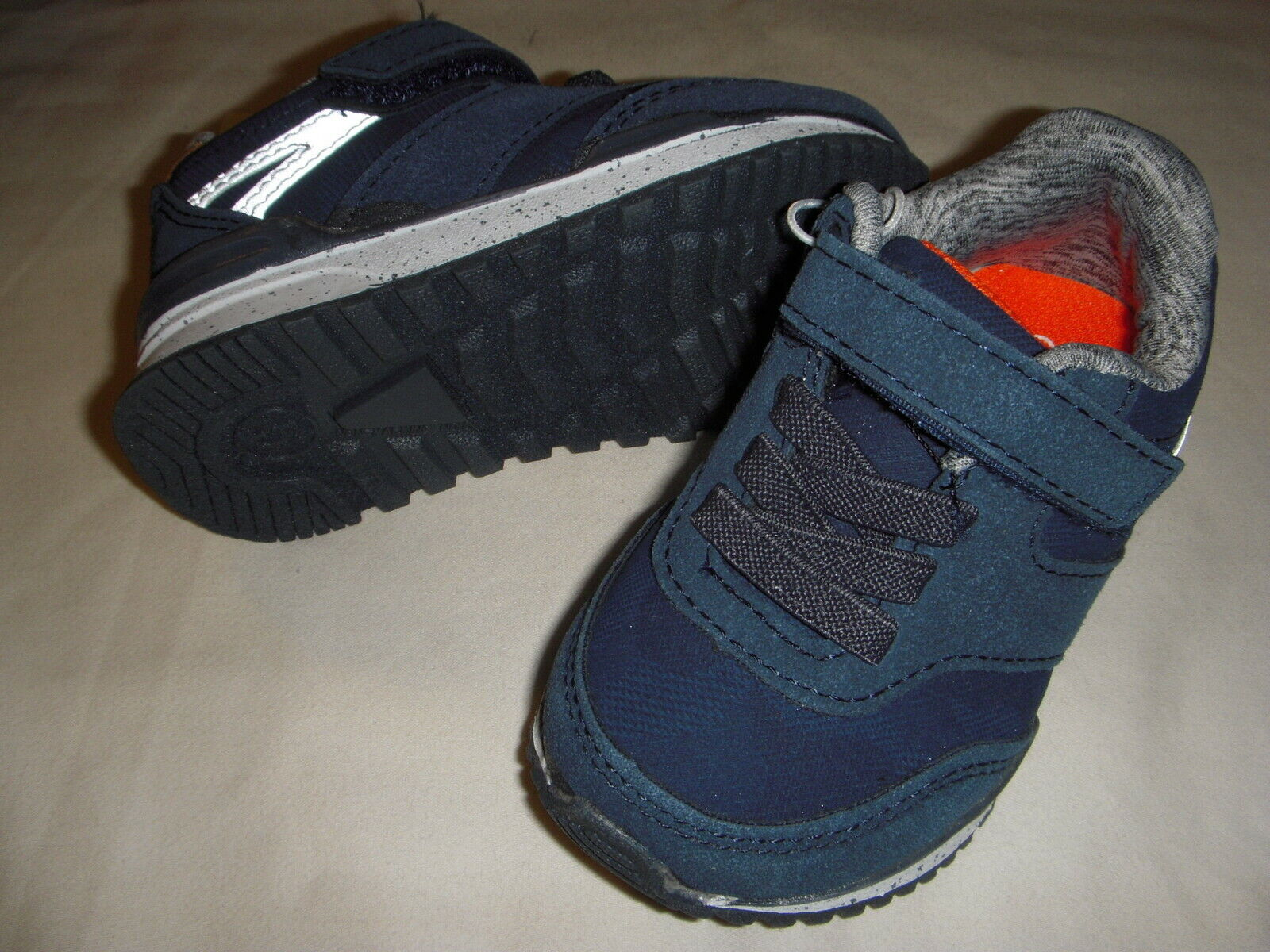 Cat /& Jack Toddler Boys Chase Sneakers Brand New! Choose Size! Navy