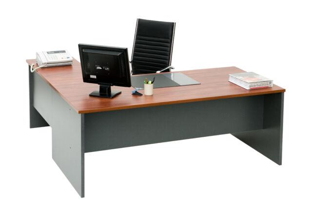 OFFICE DESK & RETURN executive office furniture office desks commercial desk