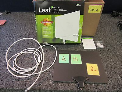 MOHU LEAF 30 INDOOR HDTV HD TV ANTENNA MH-110583 NEW
