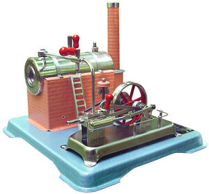 Toys, Hobbies Steam Powered Toy Steam Engine