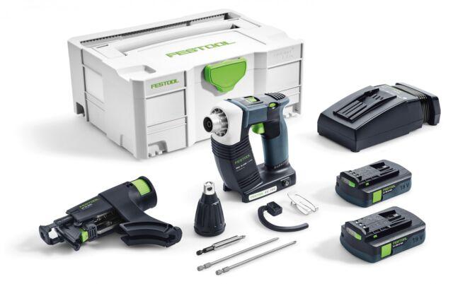 Festool batería-bauschrauber dwc 18-4500 li 3,1 - compact Duradrive   574913