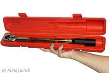 De 1/2 pulgada pulgada Drive Torque Llave Trinquete Garage Taller Herramienta De Mano 10 - 150 Ft/lbs